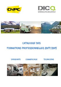 FORMATIONS CATALOGUE